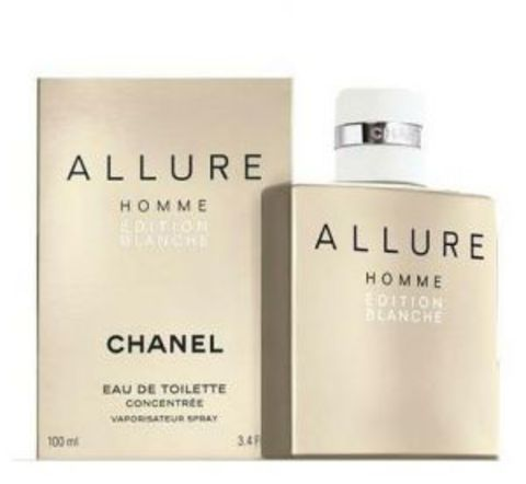 """Chanel """"Allure Homme Edition Blanche"""""""