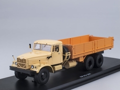 KRAZ-257B1 board beige-orange 1:43 Start Scale Models (SSM)
