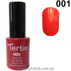 Tertio 10 ml - Гель-лак 10 мл