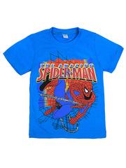 D002-8 футболка для мальчиков, синяя
