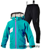 Детский лыжный костюм 8848 Altitude Signy Blue Noname Active