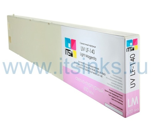 Картридж для Mimaki LF-140 Light Magenta 600 мл