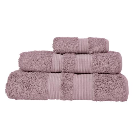Полотенце 30x50 Casual Avenue London-13 розовое