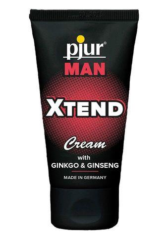 Мужской крем для пениса pjur MAN Xtend Cream (50 мл)