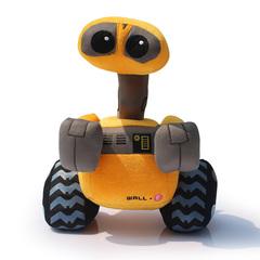 Игрушка мягкая робот Валли — Robot Walle Plush Toys