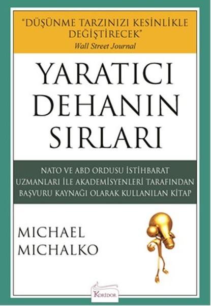 Kitab Yaratıcı Dehanın Sırları   Michael Michalko