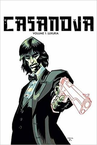 Casanova Complete Edition Hardcover Volume 1 Luxuria| Руслан Хубиев