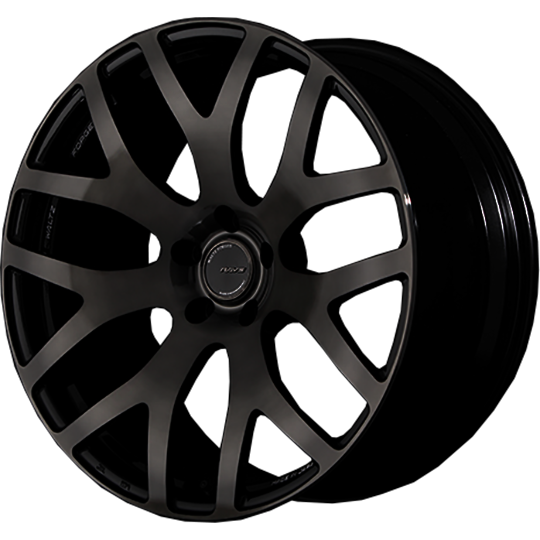 RAYS WALTZ FORGED S7 BLACK ANODIZED