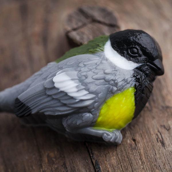 Мыло Птичка. Пластиковая форма