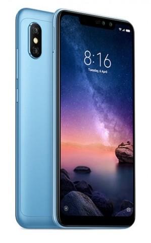 Смартфон Xiaomi Redmi Note 6 Pro 4GB/64GB Голубой Global Version