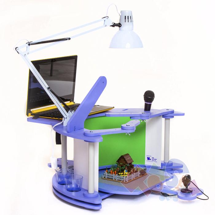 Детская киностудия Kids Animation Desk 2.0 - Pro