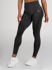 Женские лосины Ryderwear Seamless Tights - Charcoal Marle