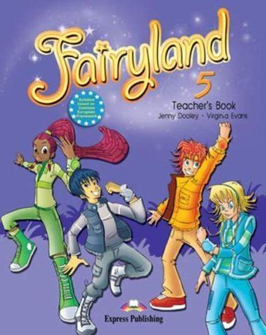 fairyland 5 teacher's book - книга для учителя (with posters)