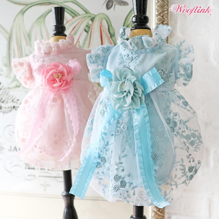131 W Платье для собак Fairy