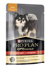 Purina Pro Plan ADULT пауч для взрослых собак  с уткой 100 г 1 шт