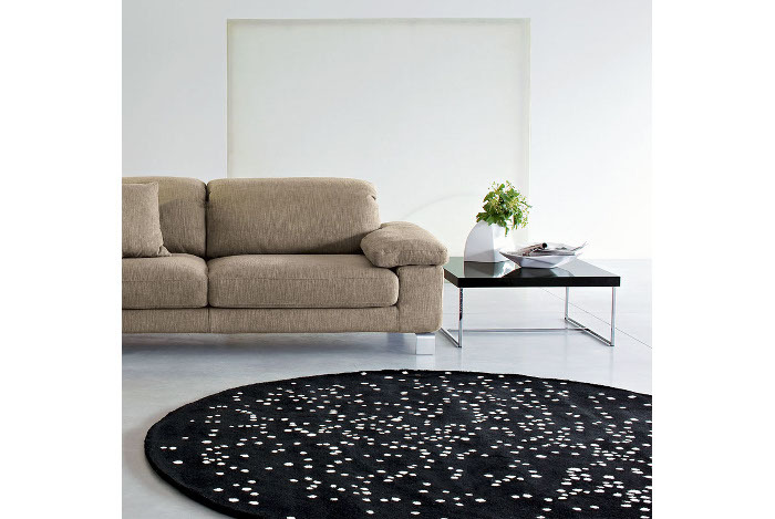 Ковер Calligaris Stars Black