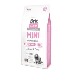 Brit Care MINI GF Yorkshire беззерновой корм для йоркширских терьеров