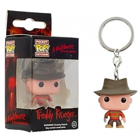 Брелок Фредди Крюгер || POP! Keychain Freddy Krueger