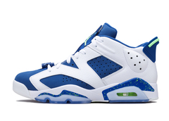 Air Jordan 6 Retro Low 'Ghost Green'