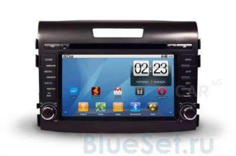 Car 4G JET штатная мультимедийная система в авто, на Android для Honda