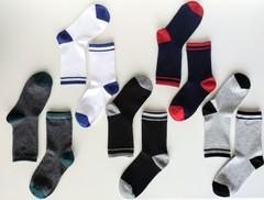 Носки для мальчиков ( 10 пар) арт G05 ( р 39-42)