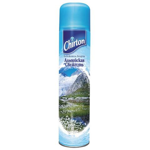 Освежитель воздуха CHIRTON Альпийская свежесть 300мл