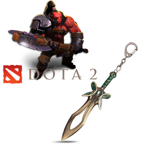 Брелок DOTA 2 The Butterfly Sword