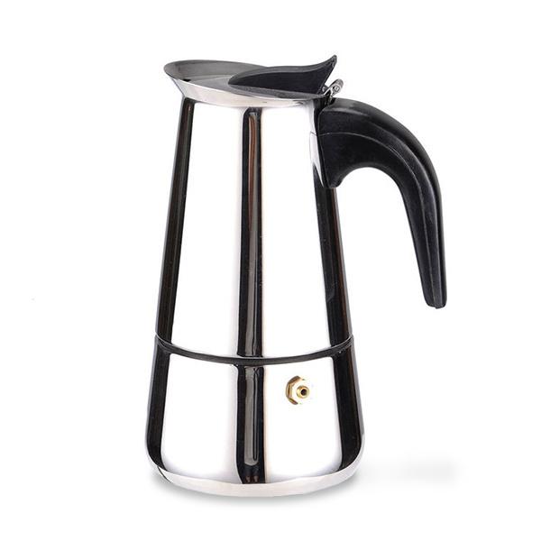 Кофеварка Espresso maker гейзерная, 200 мл