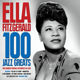 Ella Fitzgerald / 100 Jazz Greats (4CD)