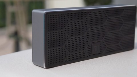 Колонка Xiaomi Square Box Bluetooth Speaker