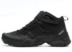 Кроссовки Мужские ADIDAS TERREX SOFTSHELL MID All Black