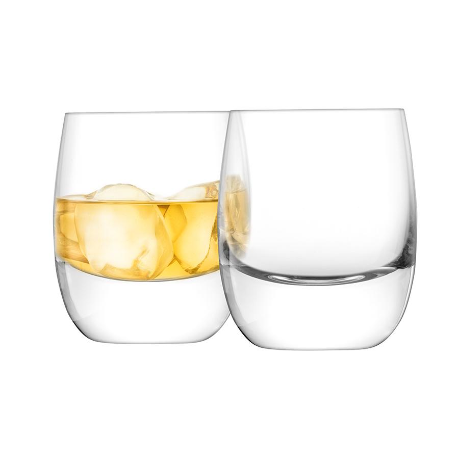 Набор стаканов для виски Bar 275 мл LSA G1127-10-991Бокалы и стаканы<br>Набор стаканов&amp;nbsp,&amp;nbsp,отлично подойдёт для сервировки разных сортов виски. В наборе 2 стакана объёмом 275 мл. Комбинируйте их с бокалами для шампанского или вина, а также с декантерами из коллекции Bar для создания завершенной композиции. Набор упакован в красивую коробку и станет отличным подарком. <br><br>В коллекции BAR представлены все самые необходимые аксессуары для сервировки напитков. Классический дизайн и прозрачное выдувное стекло делают их универсальным дополнением к любой посуде и аксессуарам разных стилей. <br><br> Изделия из выдувного стекла рекомендуется мыть вручную в тёплой мыльной воде и вытирать насухо мягкой тканью. Иногда в готовом изделии из выдувного стекла встречаются пузырьки воздуха — это нормально и вполне допускается технологией ручного производства. Такие пузырьки воздуха внутри не являются браком.<br>