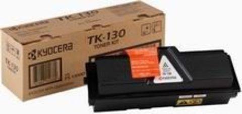 Kyocera TK-130 - тонер-картридж для принтеров и МФУ Kyocera FS-1300, FS-1300N, FS-1350DN, FS-1028MFP, FS-1028MFP DP, FS-1128MFP. Ресурс 7200 страниц.