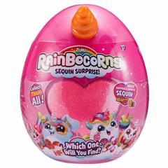 Мягкая игрушка - Сюрприз Rainbocorn (Рейнбокорн), Zuru