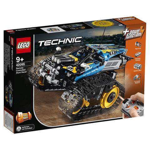 LEGO Technic: Скоростной вездеход с дистанционным управлением 42095 — Remote-Controlled Stunt Racer — Лего Техник