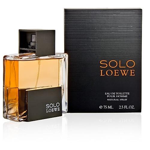 Мужская туалетная вода SOLO LOEWE 70 ML