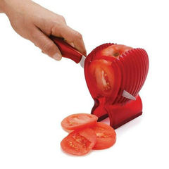 "Держатель для нарезки томатов ""Tomato Slicer&Knife"""