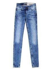 GJN010219 джинсы женские, медиум/айс