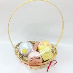 Подарочный набор корзинка малая Ностальжи
