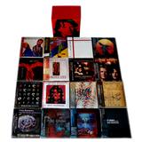 Комплект / John Wetton (16 Mini LP CD + Box)