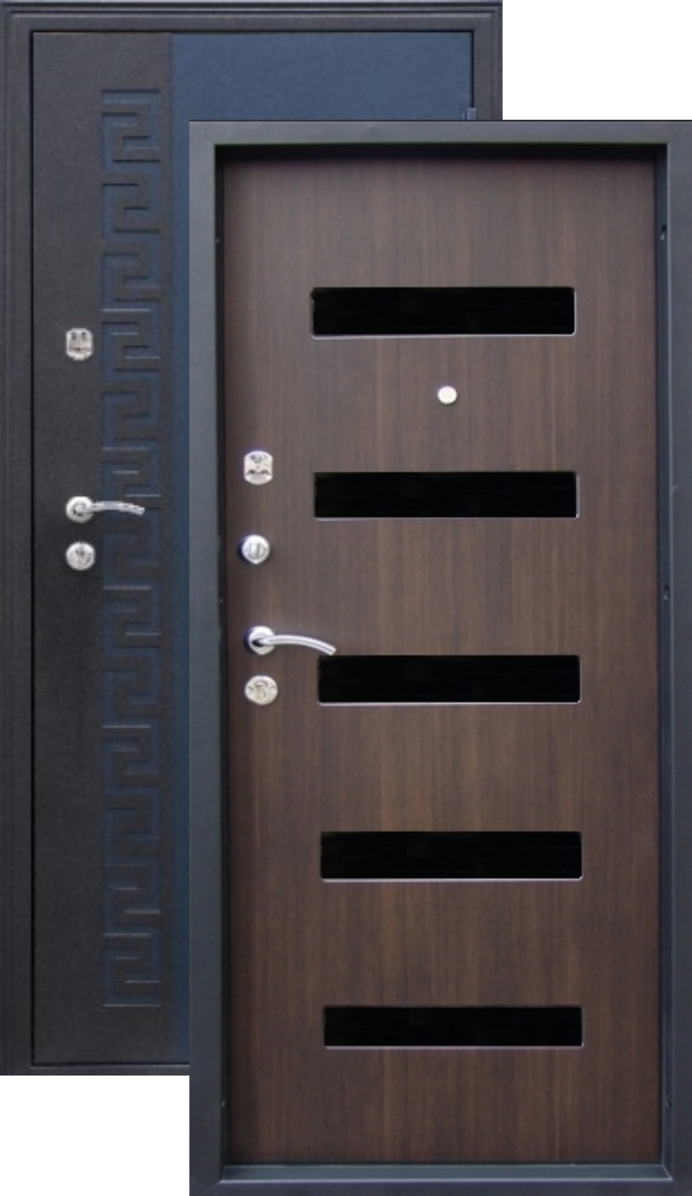 входные металлические двери 5мм