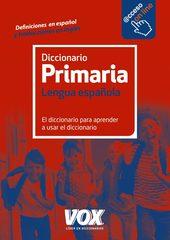 Diccionario de Primaria Ed 2016