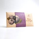 Шоколад темный Вкус Сибири с черникой Сибирский Кедр 100 г