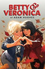 Betty and Veronica by Adam Hughes