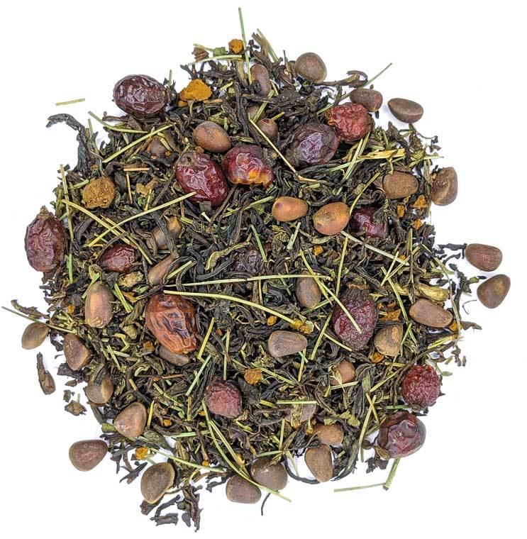 """Травяной эко чай """"Тайга"""" травяной эко чай, фитосбор 100 гр tayga-cha-teastar.jpg"""