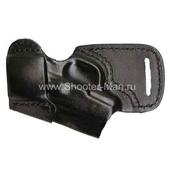 Кобура поясная для пистолета Shark ( модель № 10 ) Стич Профи