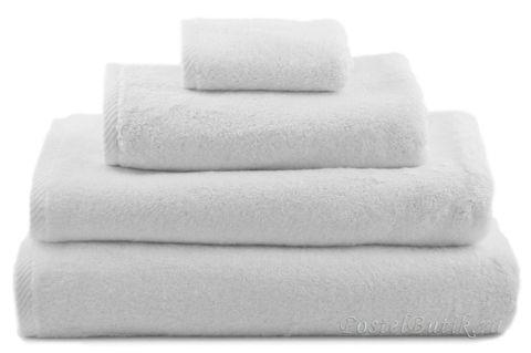 Полотенце 70х140 Hamam Glam белое