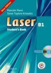 Laser B1 3ed Student's Book + CD Rom + MPO+eBook Pk