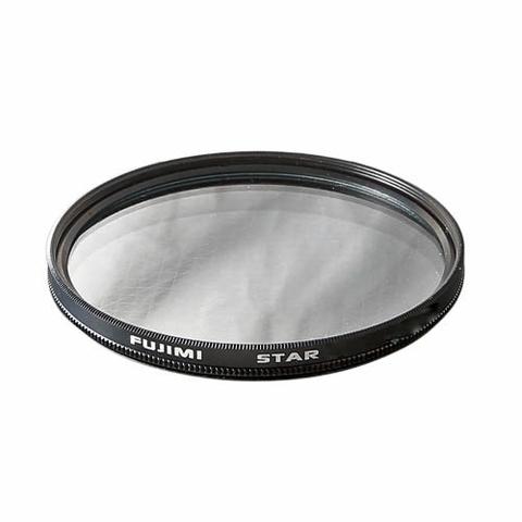 Эффектный фильтр Fujimi Rotate Star 4 на 67mm (4 луча)