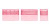 Набор из 3-х органайзеров Minimalistic, Minimalistic Pink
